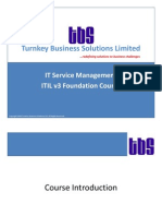 Turnkey_ITIL v3 Foundation_pdf version