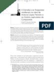 A Estrada e as freguesías medievais na obra de Antonio López Ferreiro e os fondos capitulares de Compostela.