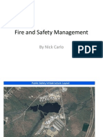 Fire and Safety Management
