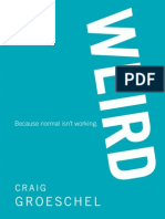 WEIRD by Craig Groeschel, Excerpt