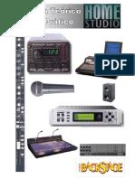 Apostila Home Studio - Como montar um estúdio de gravação em casa - by Done