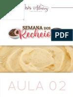SegFeira - Apostila 2 - RECHEIOS