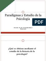 Paradigma y Psicología