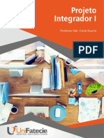 Apostila Projeto Integrador i