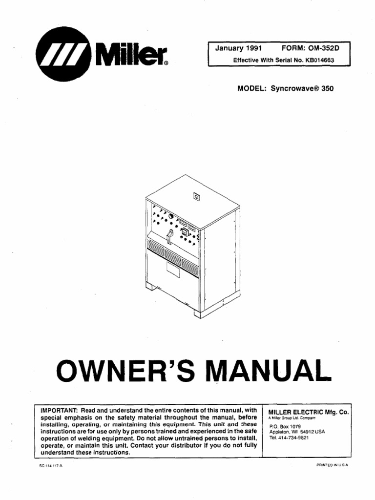 Miller Syncrowave 200 Wiring Diagram Trusted Diagrams 250 300 House Symbols U2022 Dx