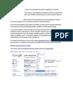Cómo utilizar Google para conocer los movimientos de nuestra competencia en internet