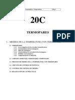 20C Termopares