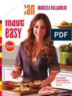 Recipes from Mexican Made Easy by Marcela Valladolid