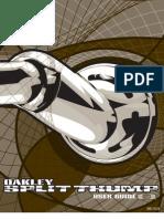 Oakley Split Thump Manual