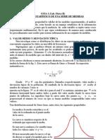 ESTADISTICA DE LAS MEDICIONES(1)