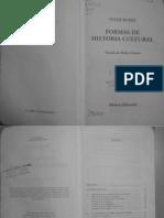 Burke - Formas de Historia Cultural