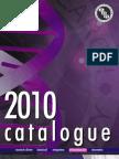 Product Catalogue 2010