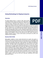 2009-October-Rating-Methodology-Shipping