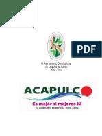 Gaceta Municipal Acapulco Año_II_Vol_I