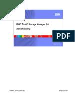 TSM54 Shred Data