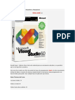 Videotutoriales de Visual Basic 6