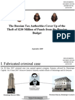 Role of Tax Autorities