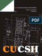 Informe CUCSH 2011