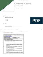 4º ROTEIRO L.P. 2ºBIM 9º A_B IMPRESSÃO - Formulários Google