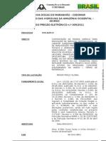 CODOMAR MANUTENÇÃO HIDROVIÁRIOS MARANHÃO.
