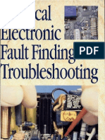 Practical electronic fault finding and troubleshooting By Robin Pain