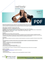 Certificación Internacional de PILATES - Balanced Body