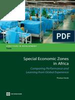 Special Economic Zones in Africa