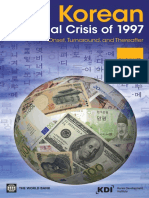The Korean Financial Crisis of 1997