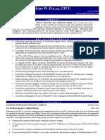 John W Polak resume03252011twia-2