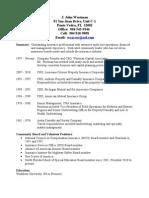 Wortman - resume II