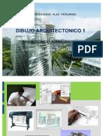 CAP 2 DIBUJO ARQUITECTONICO