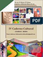 4º CADERNO CULTURAL DE COARACI ABRIL 2011