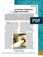 Advancing Nuclear Medicine Through Innovation , Report In Brief
