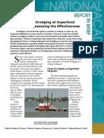 Sediment Dredging at Superfund Megasites, Report In Brief