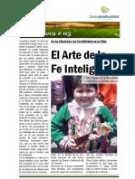 Carlos de la Rosa Vidal - El Arte de la Fe Inteligente