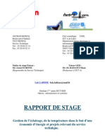 Rapport stage Loic LABISSE