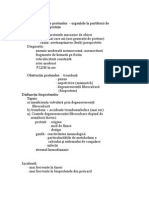 Complicatiile protezelor - urgentele la purtatorii de protez