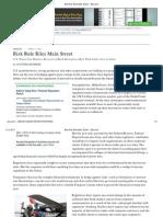 2011-04-13 Risk Rule Riles Main Street - WSJ