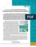 Terrorism and the Chemical Infrastructure, Report in Brief