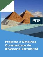 627 Projetos e Detalhes Construtivos de Alvenaria Estrutural
