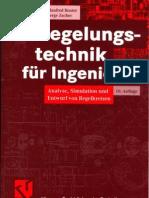 Regelungstechnik Fuer Ingenieure - Vieweg