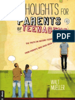 99 Thoughts for Parents of Teens Preview