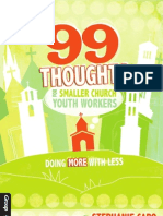 99 Thoughts for Smaller Churches Preview