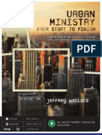 Urban Youth Ministry from Start to Finish Preview
