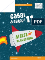 Missio Planetaria Estiu