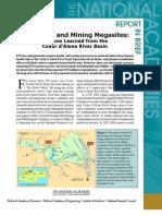 Superfund & Mining Megasites, Report in Brief