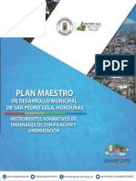 Ordenanza de Zonificación y Urbanización