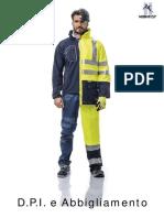 M 15 DPI e Abbigliamento