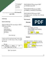 1. BDDA M1 Complément du cours les  types_  tables objet  Dec-2017
