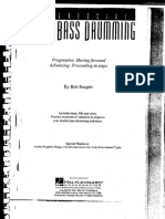 bob burgett - progressive double bass drumming